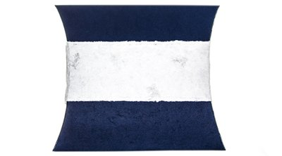 Earth Pillow Blue