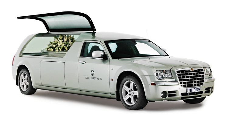 Chrysler Hearse