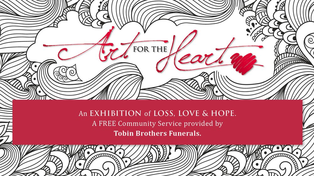 The Hugely Popular Art For The Heart Exhibition Is Here