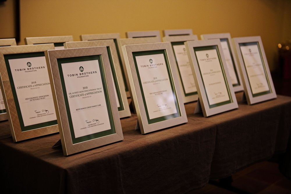 fde0c3c2c Since that year, which marked Tobin Brothers Funerals 50th anniversary, the  Tobin Brothers Foundation has made annual grants to lesser known  organisations ...